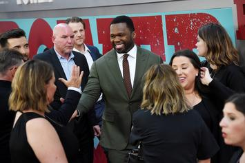 """50 Cent Continues To Troll """"Game Of Thrones"""" Fans: """"F*ck You & Your Flying Dragons"""""""