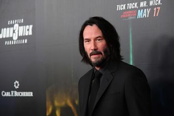 Keanu Reeves Leaves Stephen Colbert Speechless After Comment On Death