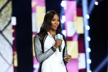 Naomi Campbell Shuts Down Adoption Rumors Despite Mother's Day Post