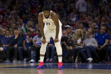 Joel Embiid Defended By Caron Butler After Crying On Live TV