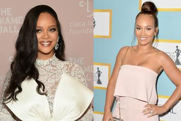 "Rihanna Fawns Over Evelyn Lozada Who Says She'd ""Switch Sides"" For The Singer"