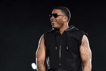 Nelly Stops Las Vegas Show After Fan Unties His Shoe
