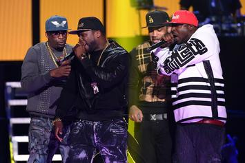G-Unit: A History Of Internal Beef