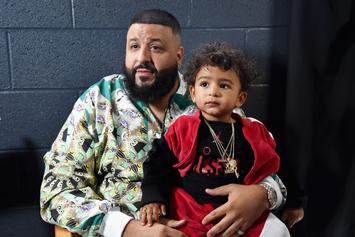 """DJ Khaled's Mysterious """"Father Of Asahd"""" Has Arrived"""