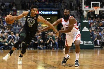 2019 NBA Awards Nominees Revealed: Giannis, Harden, Paul George Up For MVP