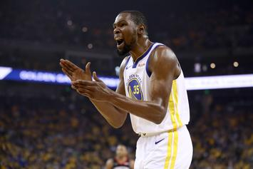 Kevin Durant Puts Chris Broussard On Blast For Recent Warriors Comments