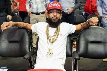 Nipsey Hussle's Baby Mama Plans To Fight Hard Against His Family: Report
