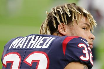 Tyrann Mathieu Was The Victim Of A $5M Extortion Plot From Family Member