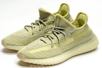 "Adidas Yeezy Boost 350 V2 ""Antlia"" Rumored To Drop Soon: Detailed Images"