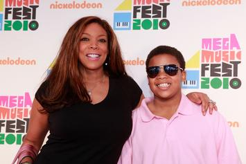 Wendy Williams' Son Arrested For Punching Her Estranged Husband: Report