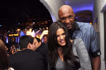 Lamar Odom Claims Ex-Wife Khloe Kardashian Beat Down His Side Chick