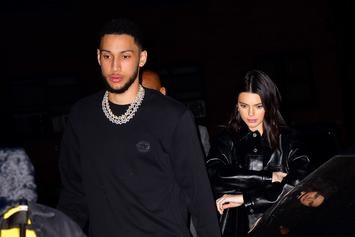 """Kendall Jenner & Ben Simmons Break Up: """"I Don't Love You Anymore"""""""