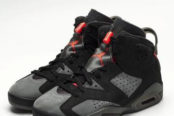 PSG Air Jordan 6 Rumored To Release In July: Detailed Images
