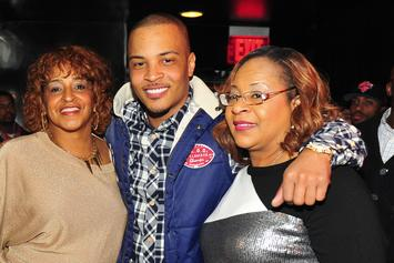 "T.I. Wishes Sister Precious A Happy Birthday With Heartfelt Post: ""We Love You Forever"""