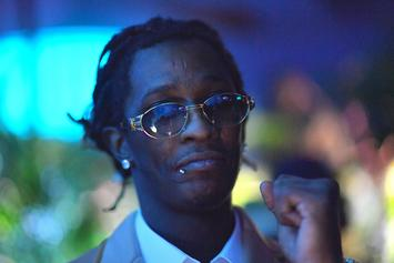 Young Thug's Potential Album Cover Is As Sassy As It Gets