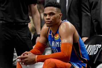 Russell Westbrook Defeats Tiger Woods In Charity Poker Tournament