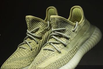 """Adidas Yeezy Boost 350 V2 """"Antlia Reflective"""" Drops Next Month: Closer Look"""
