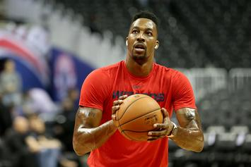 """Dwight Howard On Lakers Drama: """"It's Just Business"""""""