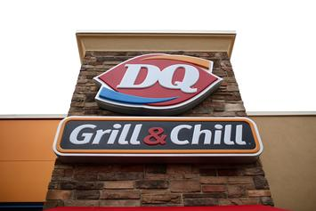 Dairy Queen Is Giving Away Free Burgers For National Hamburger Day