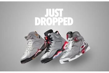 """Air Jordan """"Reflections Of A Champion"""" Pack Official Release Details"""