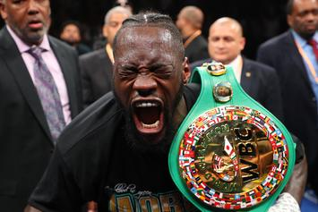 Deontay Wilder Reveals His Next Opponent After Brutal First-Round KO