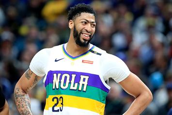 Anthony Davis To Meet With Pelicans Execs Today Amid Trade Rumors