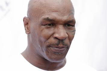 Mike Tyson Confirms He Beat Up Wack 100 With More Trash Talk & Tupac Photo