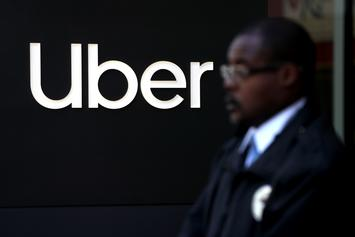 Uber Can Now Suspend You For A Low Rating