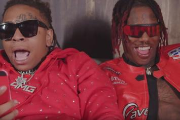 "Famous Dex & Lil Gotit Engage In A Debaucherous Hotel Party For ""Fully Loaded"" Visual"