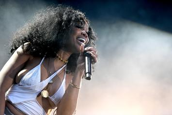 "SZA Plans Her Comeback With New Single ""Brace Yourself"""