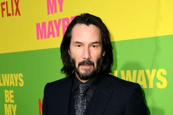 "Keanu Reeves Admits He's A ""Lonely Guy,"" Says He Doesn't ""Have Anyone"" In His Life"