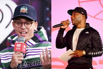 "Charlamagne Tha God Claims Logic Cancelled NY Press Tour After ""Donkey Of The Day"""