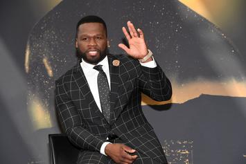 50 Cent Cracks Up After Learning Meek Mill Owes His Jeweler Money