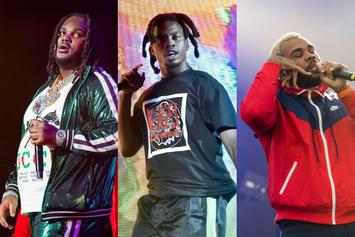 """Denzel Curry, Kevin Gates & Tee Grizzley Conquer This Week's """"FIRE EMOJI"""" Playlist"""