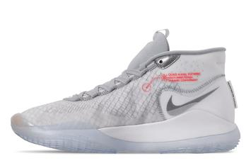 "Nike KD 12 ""Wolf Grey"" Slated To Drop This Weekend: Closer Look"