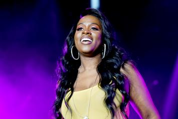 Remy Ma & Step-Daughter Are Twins At HOT 97's Summer Jam