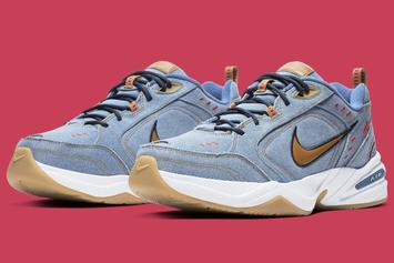"Nike Air Monarch 4 ""Father's Day"" Recreates The Dad Outfit: Official Photos"