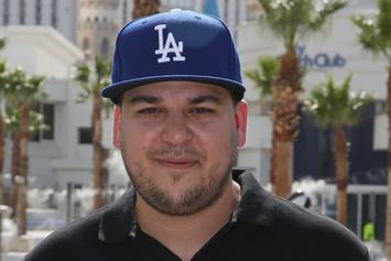 Rob Kardashian Shoots His Shot At Dominican Singer Natti Natasha