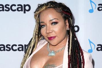 Tameka 'Tiny' Harris Talks Collaborating Musically With Her Children