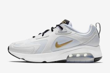 Nike Unveils The Brand New Air Max 200: First Look