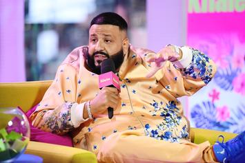 "DJ Khaled Reportedly Threw A ""Temper Tantrum"" After New Album Debuted At #2"