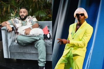 DJ Khaled, Tyler, the Creator & DaBaby Maintain Positions In Top 10 Of Billboard 200
