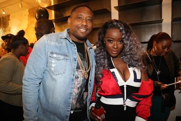 Maino & GF Maggie Carrie Break Up, Rapper Admits He's Self Destructing