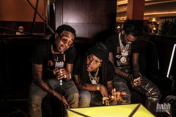 """Offset Hints At A Migos Summer Takeover: """"New Chapters"""""""