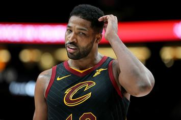 "Tristan Thompson Payed Ex Jordan Craig $112,000 Not To ""See"" Or ""Date"" Anyone"
