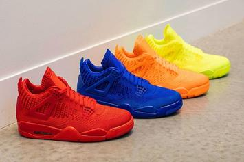 Air Jordan 4 Flyknit Pack Releasing Today: Purchase Links