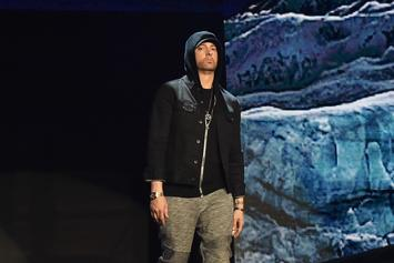 Eminem Backed Up His Masters Prior To Destructive Universal Fire