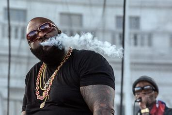 "Rick Ross Is Ready To Unleash The Flood With ""Port Of Miami 2"""