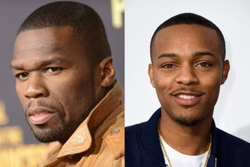 """50 Cent Declares The """"Bow Wow War"""" Has Come To An End"""