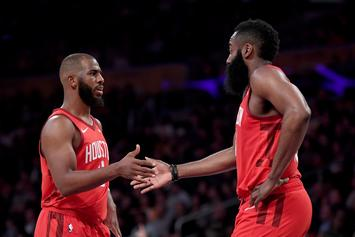 """Chris Paul Denies That James Harden Relationship Is """"Unsalvageable"""""""